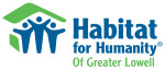 Habitat for Humanity of Greater Lowell Logo
