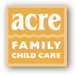 Acre Family Child Care Logo