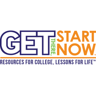 Get There, Start Now Logo