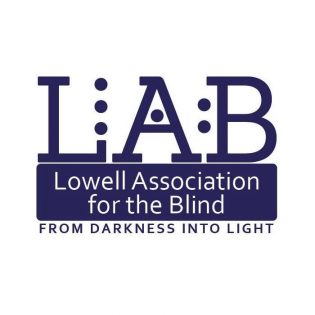 Lowell Association for the Blind Logo
