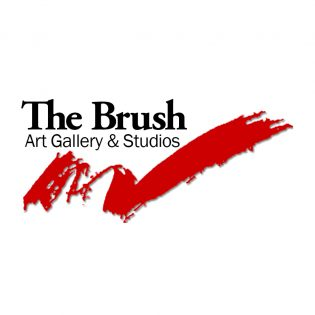 The Brush Art Gallery & Studios Logo