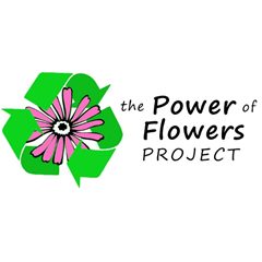 The Power of Flowers Logo