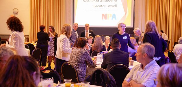 Non-Profit Alliance Awards Event